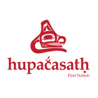 Hupacasath Fist Nations Logo